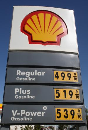 New California gas tax for 2015